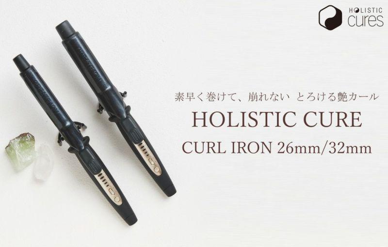 カールアイロン 32mm ホリスティック キュア クレイツ HOLISTIC CURE CURL IRON CREATE